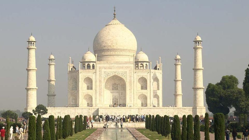 Taj Mahal,World Environment Day,Yamuna river