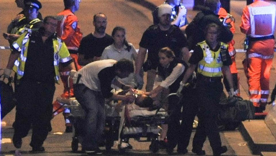Theresa May,London Bridge,London attacks
