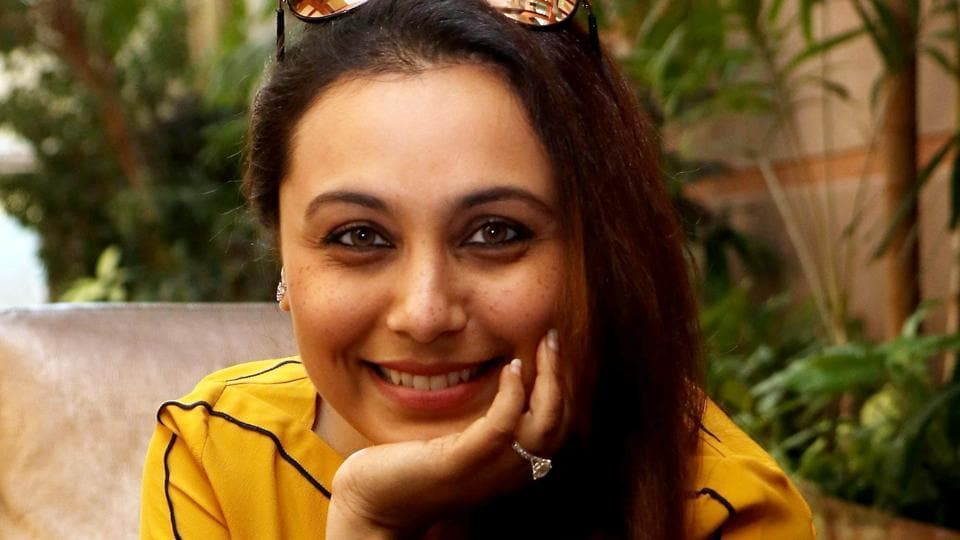 Rani Mukerji will soon be seen in a lead role in Hichki.