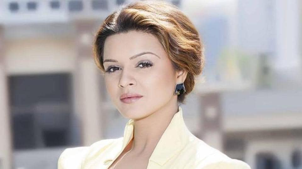 Aashka Goradia is one of the most popular faces on TV.