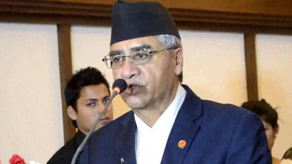 Sher Bahadur Deuba,Nepal,Nepal Congress