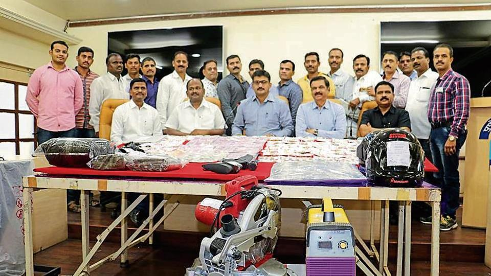 Pune,Sting operation,criminals