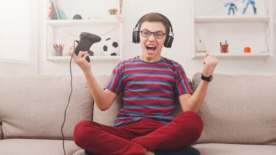After playing specified video games over an eight-week period, participants showed improvements in communication, adaptability, and resourcefulness scales.