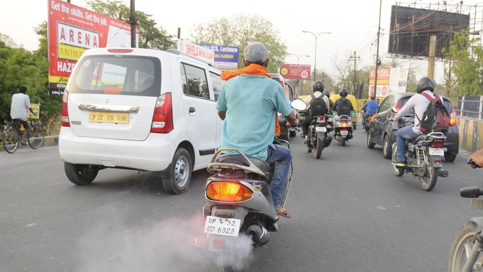 Lucknow,Uttar Pradesh,National Ambient Air Quality Standard