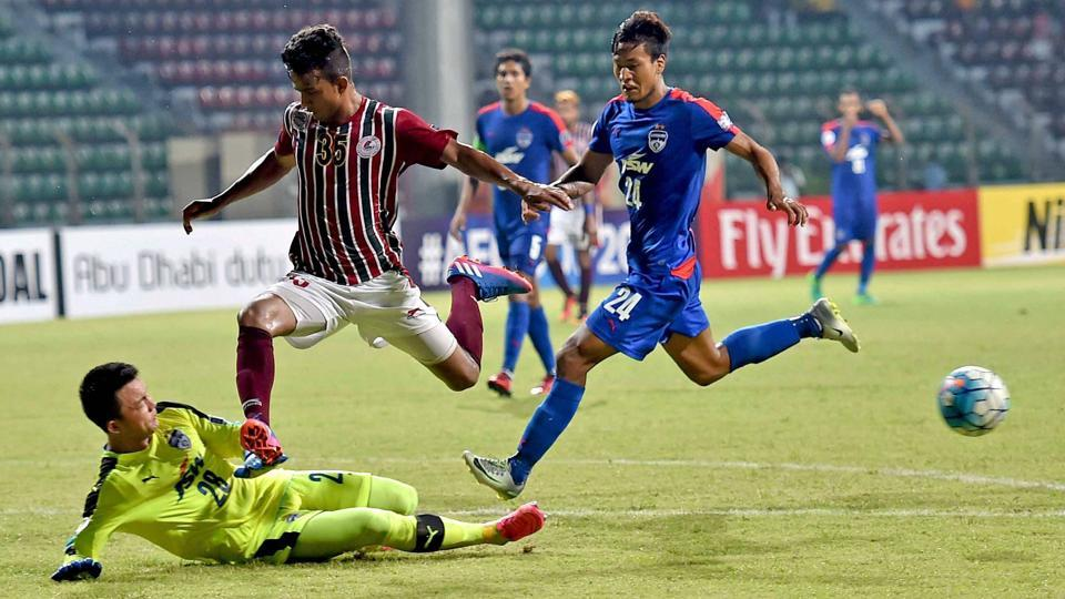 I-League,Bengaluru FC,AFC Cup