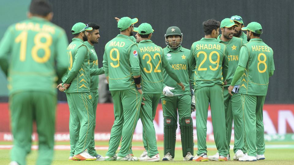 Pakistan will go into the ICC Champions Trophy Group B game against South Africa on Wednesday as the underdogs.