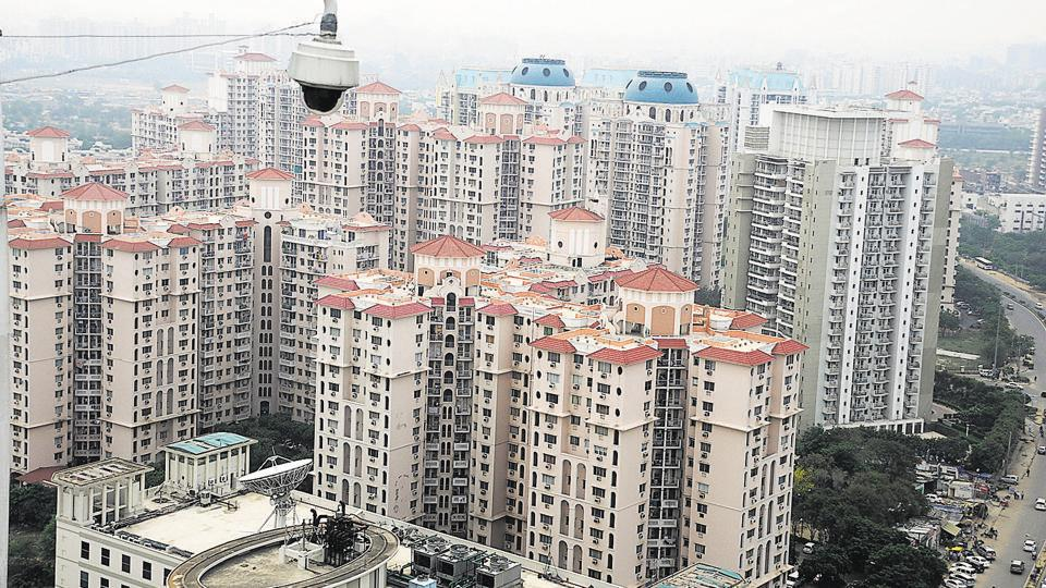The city's high-rises offer a freedom from the nosy and judgemental neighbours of close-knit residential communities.