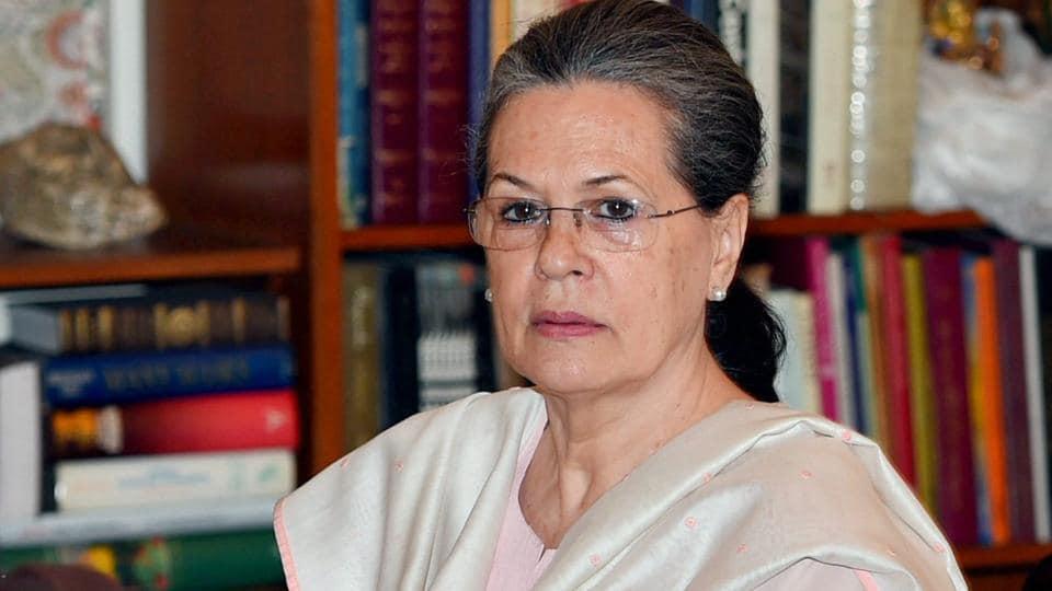 Sonia Gandhi,Congress,PDP
