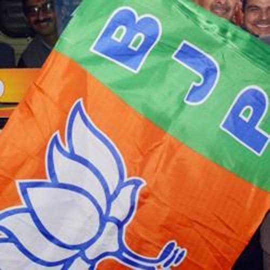 """The BJP said the two leaders were trying to """"sabotage"""" the 2018 state assembly elections."""