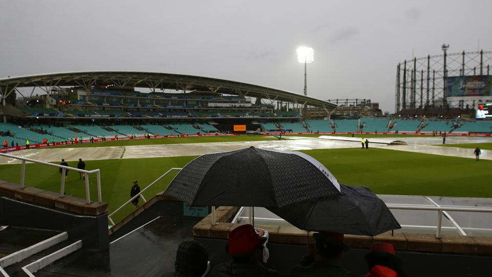 Australia were forced to share a point for the second time in the 2017 ICC Champions Trophy as their fixture against Bangladesh was abandoned due to rain at The Oval.