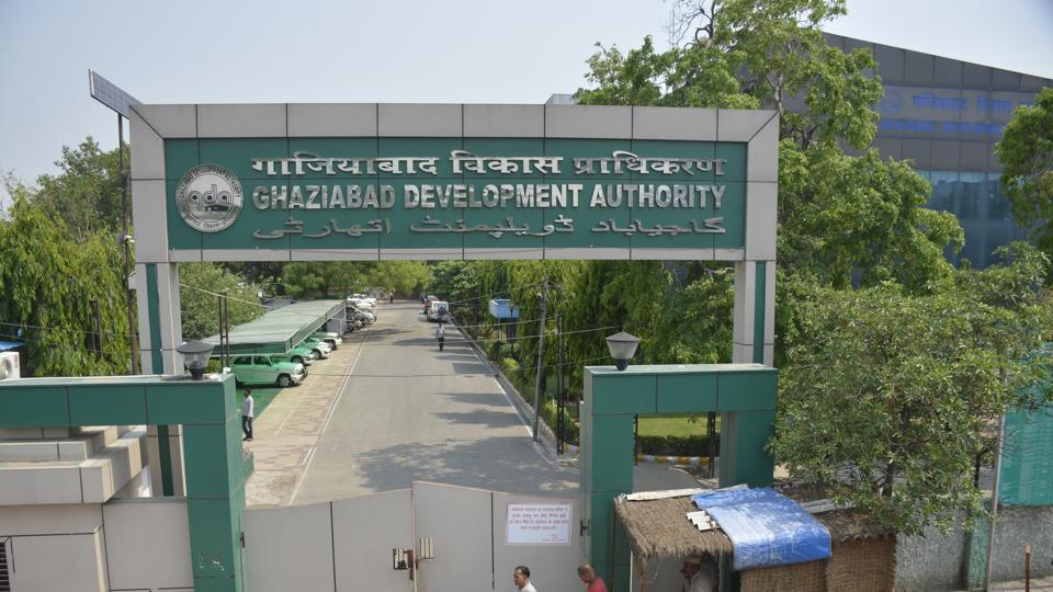 Ghaziabad development authority,map approvals,Allahabad high court