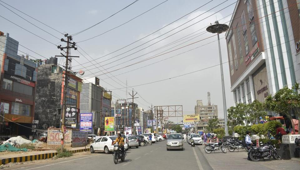 The RDC is a commercial centre in the heart of the Ghaziabad city, spread over nearly 20 acres.