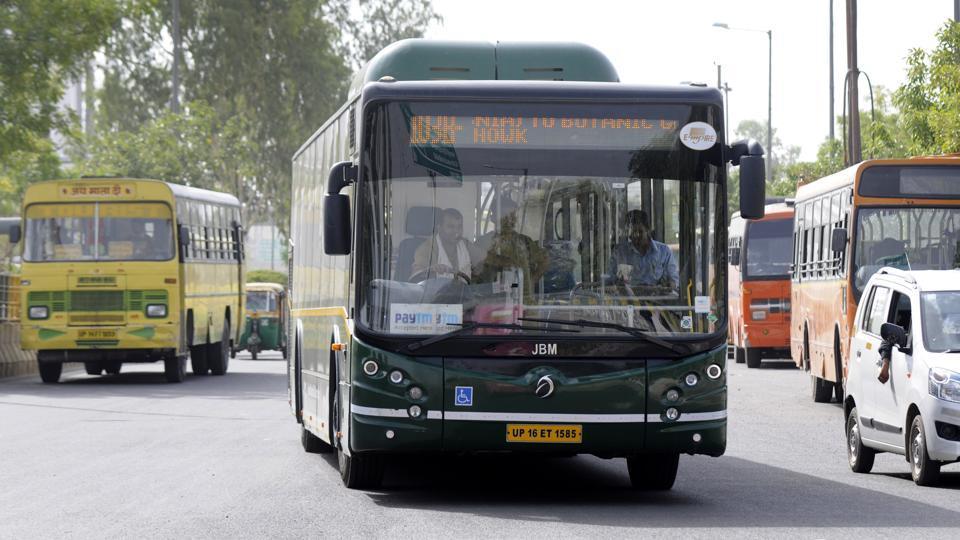 Noida Metro,NMRS,NOida bus service