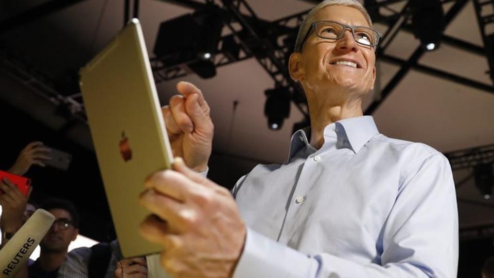 Apple,WWDC,Tim Cook