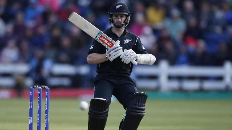 New Zealand's Kane Williamson in action during the ICC Champions Trophy. (REUTERS)