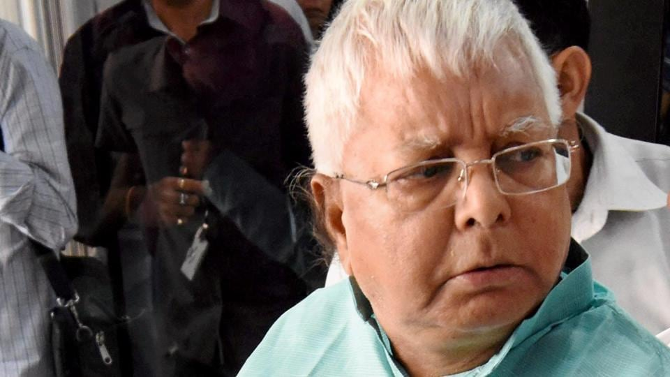 Lalu Prasad and another former Bihar chief minister Jagannath Mishra were on bail after serving jail term in Ranchi in another fodder scam case.