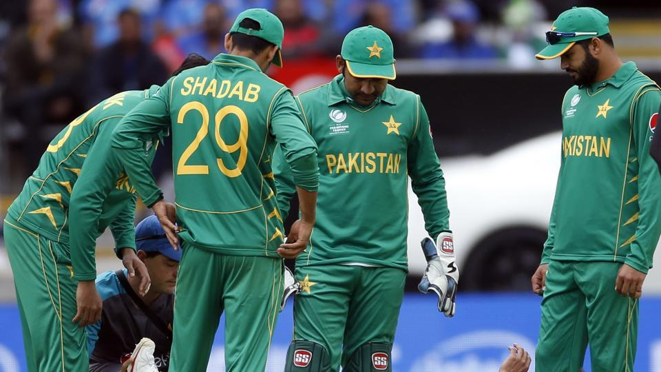 Pakistan suffered a humiliating defeat at the hands of India in the ICCChampions Trophy Group Bmatch at Edgbaston in Birmingham on June 4.