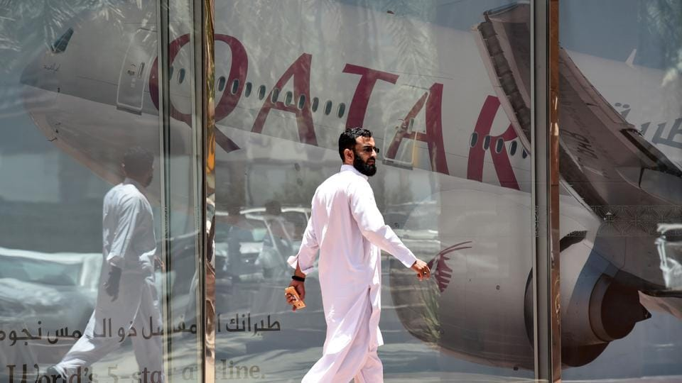 Qatar Airways suspended all its flights to Saudi Arabia following a severing of relations between major Gulf states and gas-rich Qatar. Arab nations including Saudi Arabia and Egypt cut ties with Qatar accusing it of supporting extremism.