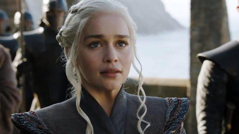 Emilia Clarke,Daenerys Targaryen,Game of Thrones