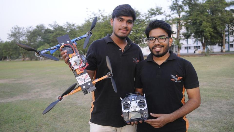 More than 100 drone enthusiasts from across the country will be in Lucknow to take part in a unique event, which aims to provide them with hands-on experience on how to fly a drone.
