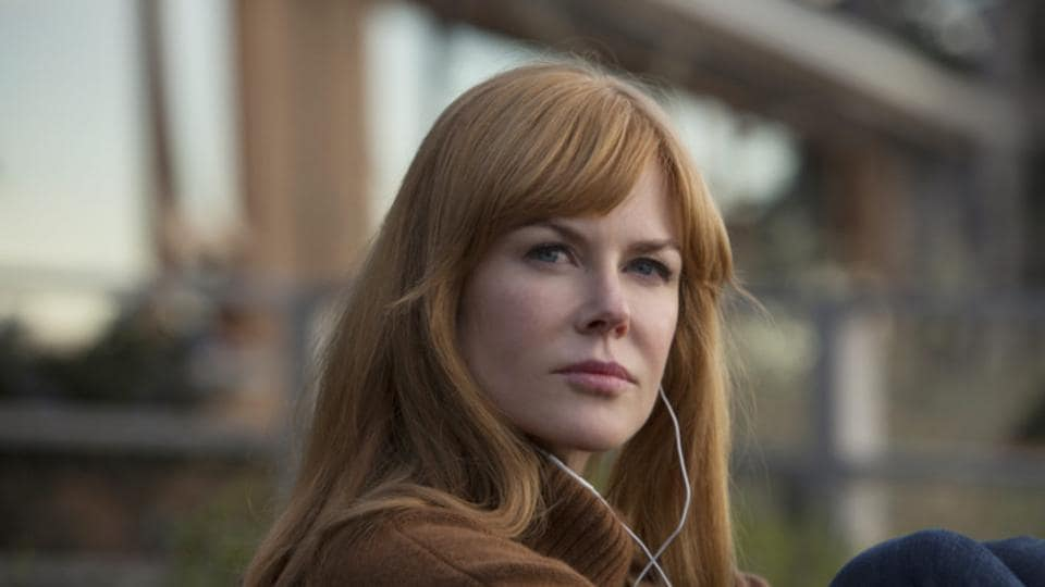 Nicole Kidman,Big Little Lies,Shailene Woodley