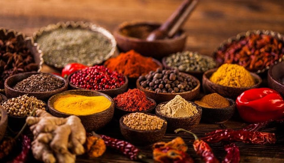 Researchers found that herbs and spices make vegetables more tempting.