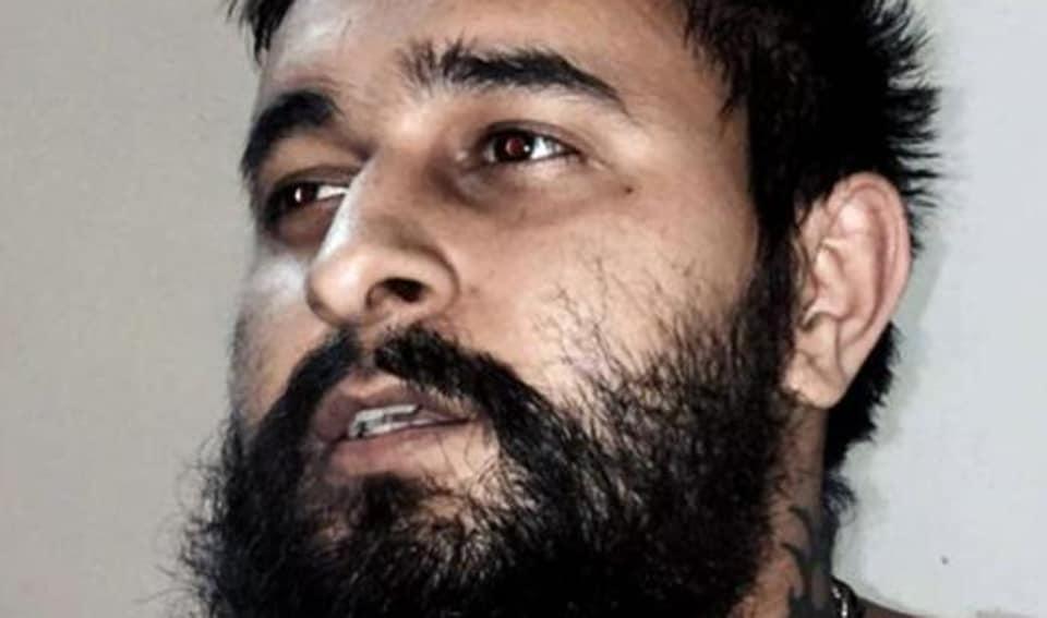 Rajatvir Singh in a Facebook photo