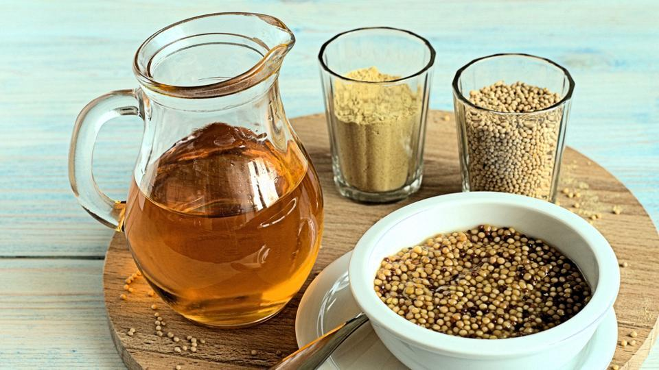Mustard oil is often used as a remedy for stomach and skin diseases.