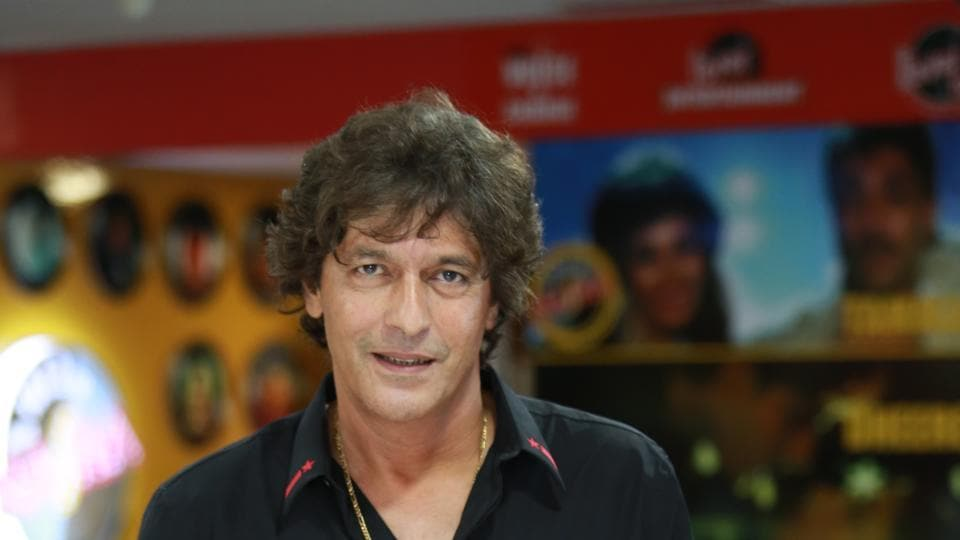 Actor Chunky Pandey has started enjoying portraying negative characters on screen.