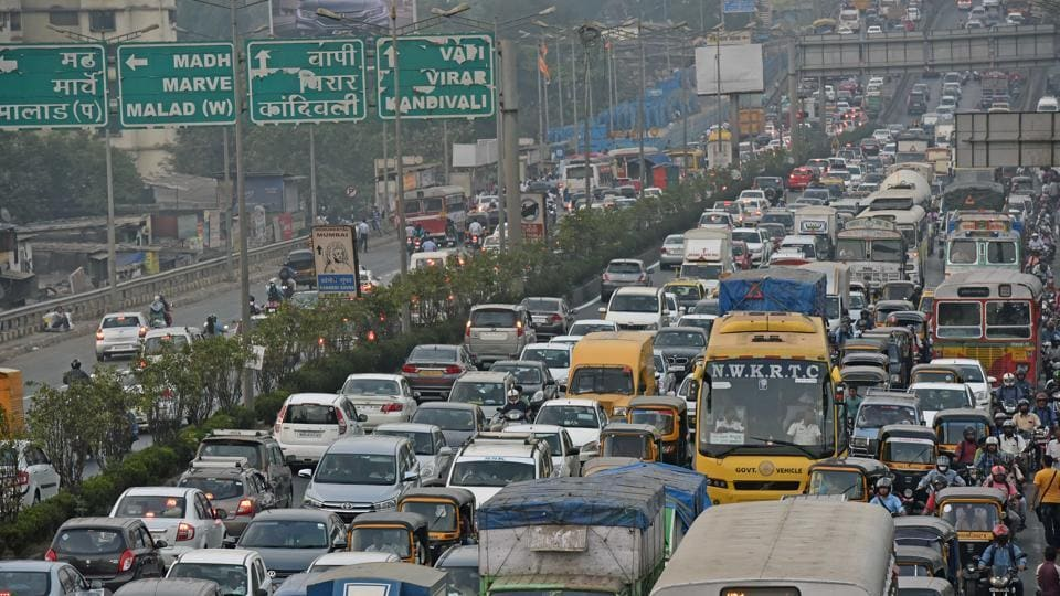 The draft policy, open to the public for suggestions and objections, calls for measures such as user charges to discourage personal motor vehicles