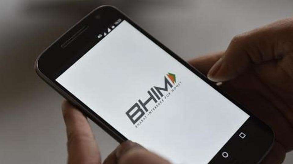 Digital transaction,Digital payment,BHIM App