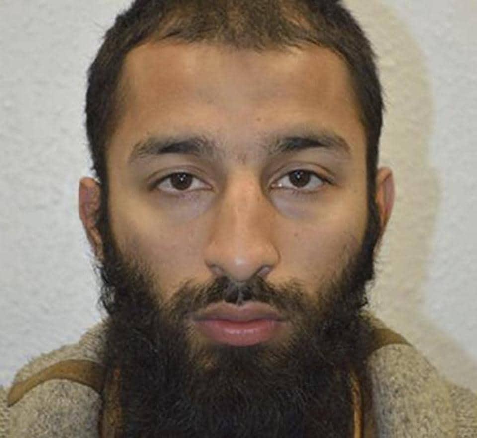 London Bridge Terror Attack,London Bridge Attack,Pakistani attacker