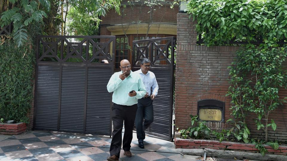 NDTV raids,CBI,Prannoy Roy