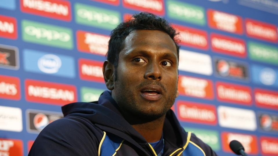 Sri Lanka's Angelo Mathews said his team is not bogged down by underdog tag. (REUTERS)