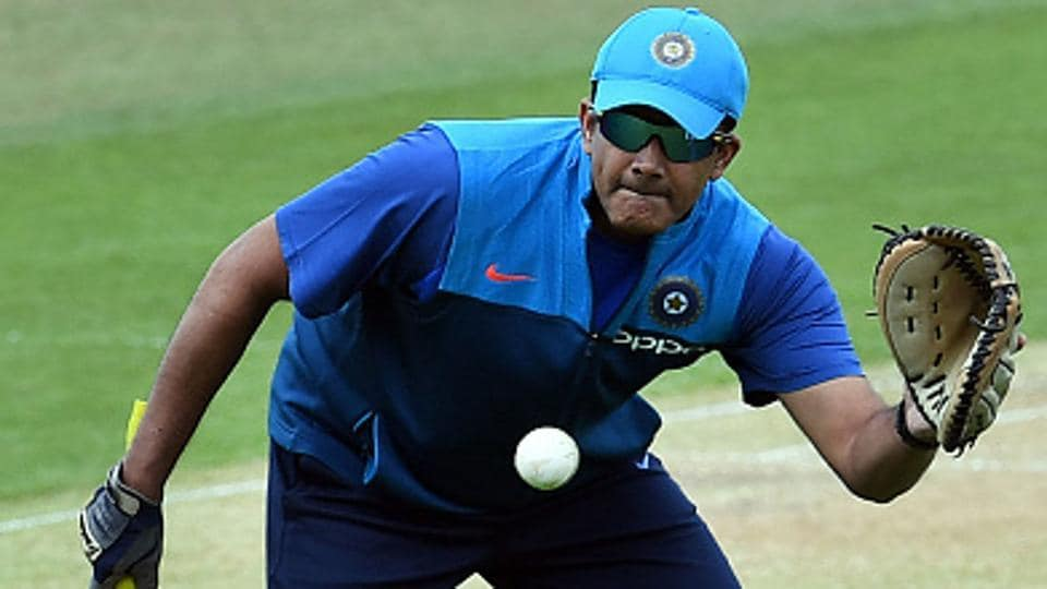 Anil Kumble  and five other candidates -- Virender Sehwag, Tom Moody, Richard Pybus, Lalchand Rajput, and Dodda Ganesh  have been shortlisted by the BCCI and will be interviewed by the three-member cricket advisory committee (CAC) of the board, which is keen to identify the next coach before the end of the ICCChampions Trophy 2017 on June 18 .