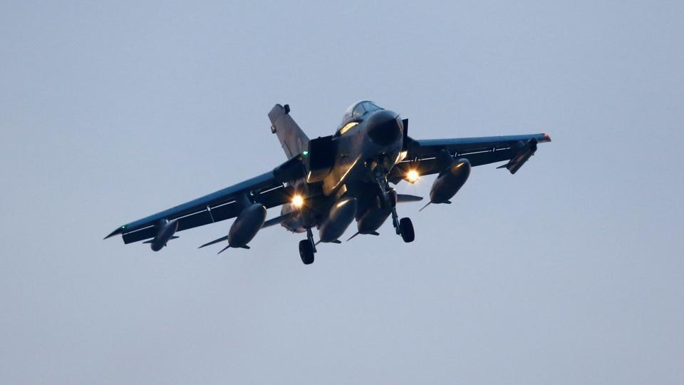 Germany-Turkey relations,Incirlik air base,Islamic State