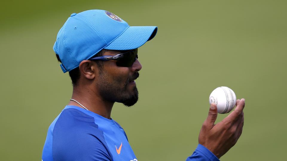 Ravindra Jadeja performed well for India against Pakistan, and helped his team win. (REUTERS)