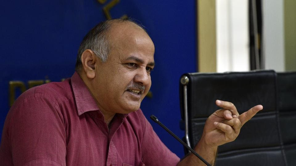 Manish Sisodia wrote to chief secretary MM Kutty on Monday, asking him to initiate proceedings against Jayadev Sarangi for 'dereliction of duty', and replace him with an 'officer who can perform'.