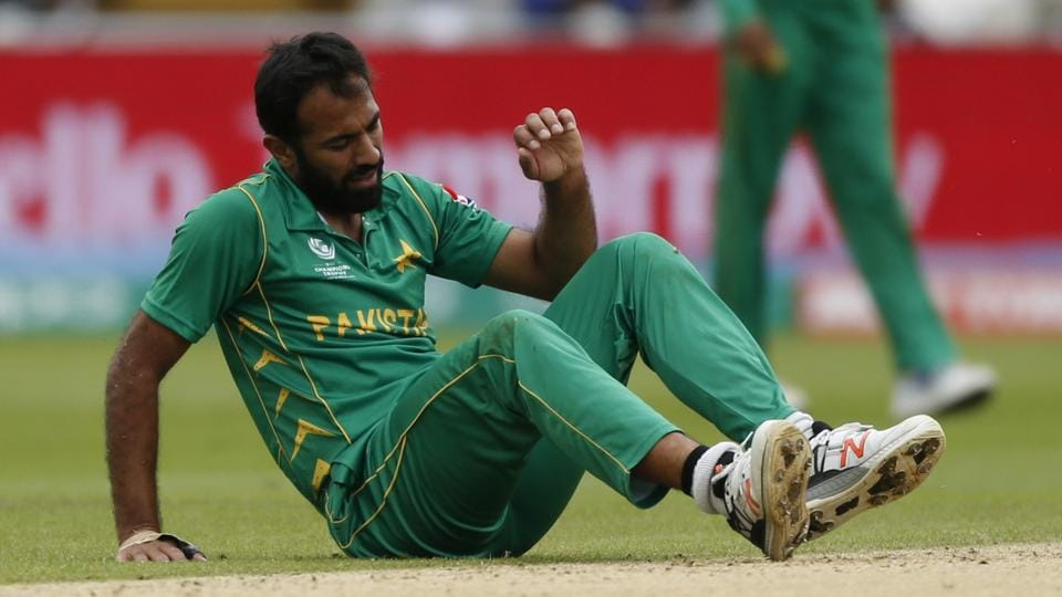 Wahab Riaz took to Twitter to air his feelings about his performance vs. India.