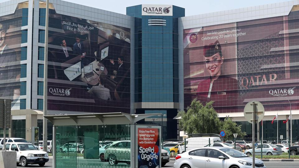 A ban on Qatari flights imposed by Saudi Arabia and its allies took effect on June 6.