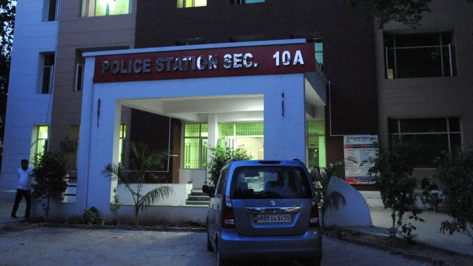 A case of rape was registered against the man at the Sector 10A police station on Tuesday