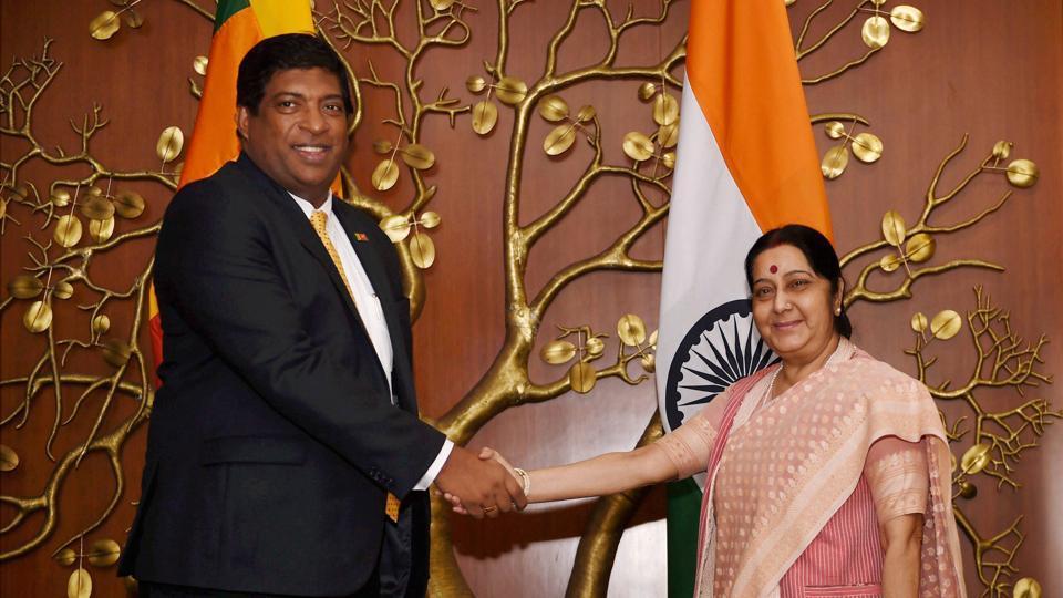 Ravi Karunanayake,Sri Lanka,India