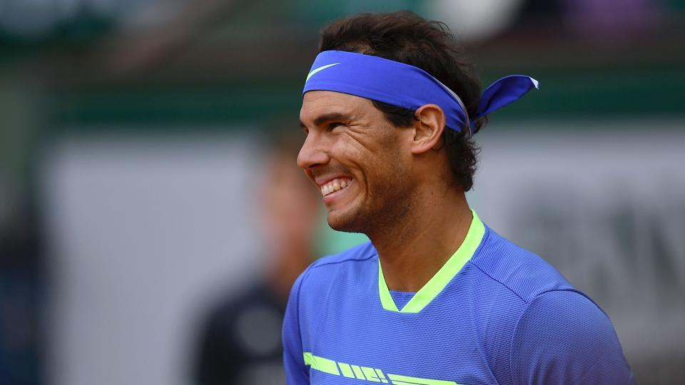 Rafael Nadal into 10th French Open semi-final  b5c48f40acb