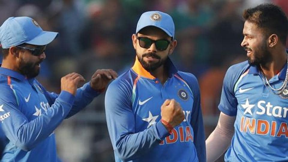 Virat Kohli-led India has backed Hardik Pandya in the fast bowling all-rounder's slot in the ICC Champions Trophy 2017.