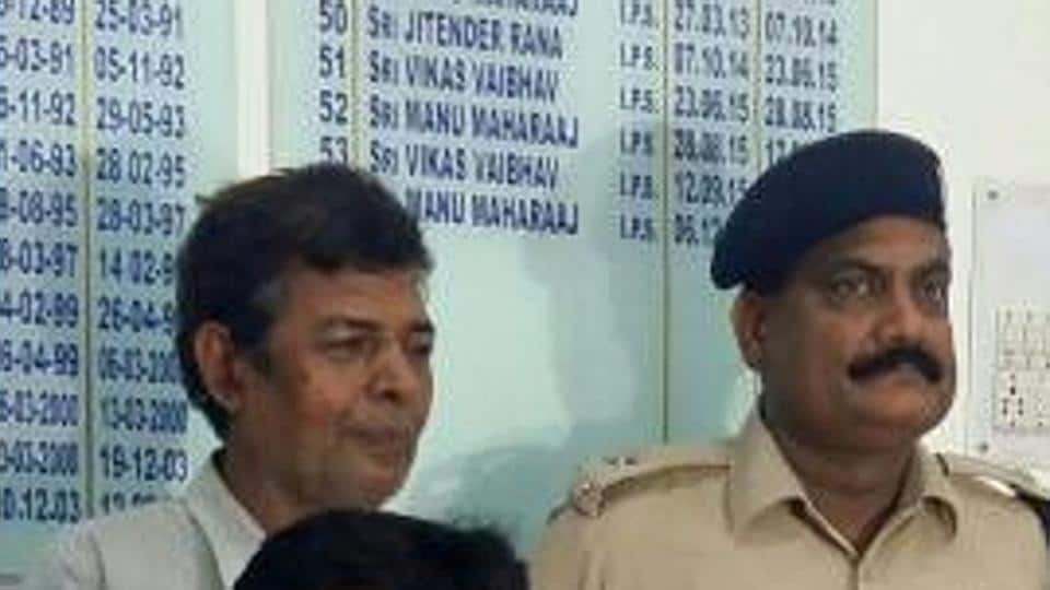 Police said Bhawani Shankar Pandey charged his clients Rs 50,000 extra to certify in court that they were juveniles.