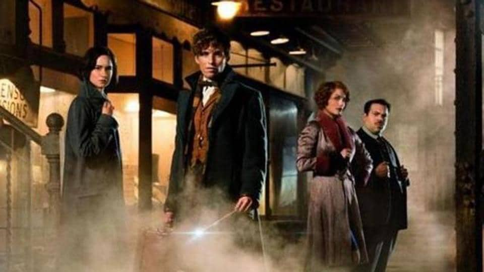 Eddie Redmayne,Johnny Depp,J.K. Rowling