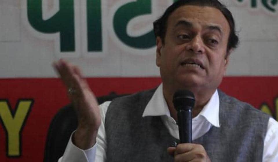 Samajwadi Party leader Abu Azmi