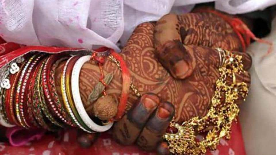 Despite being illegal, child marriage is still prevalent in many states including Uttar Pradesh.