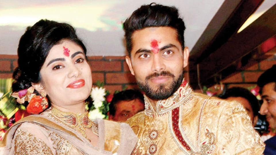 Ravindra Jadeja and his wife Riva Solanki are now proud parents to a baby girl.