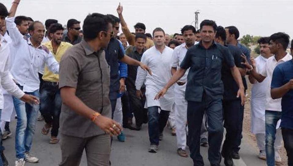 Rahul Gandhi,Mandsaur,Madhya Pradesh